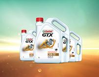 Castrol Oil GTX 20W-50 - Puma
