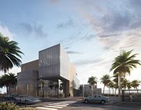 Urban agency of Casablanca in Morocco
