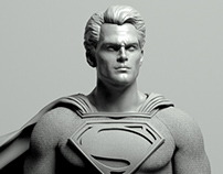 Man of Steel Sculpt