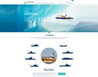 Navis Design / Web site