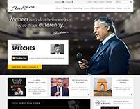Shiv Khera Website Revamp