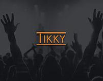 Tikky - Branding, Web Design, Programming