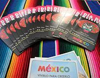 Vist México Brochure For FITUR
