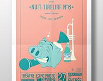 Nuit Tirelire N°6 - Print