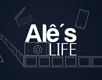 Motion Graphics - Alê's Life Intro