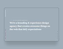 Modernaweb Site