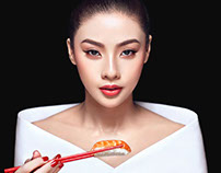 SHISEIDO ROUGE ROUGE ADVERTORIAL FOR CITTA BELLA MSIA