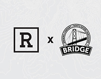 Labels & Graphics for Bridge Brewing Co.