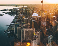 The Beautiful City Of Toronto
