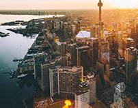 The Beautiful City Of Toronto