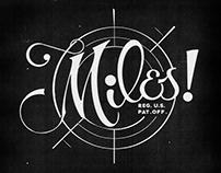 Miles Makes Movies