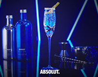 Absolut + Emmys Social Campaign