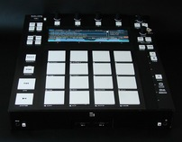 DJA-1000 DJ player, sampler, software controller