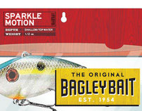 Bagley Bait Branding and Packaging