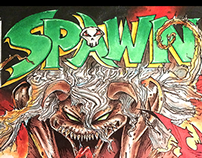 Spawn | Coming Book Cover