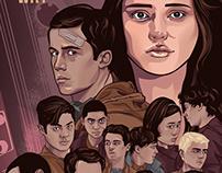 Thirteen Reasons Why Poster
