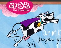 Experiential Marketing- Amy's Ice Cream