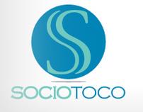 Sociotoco Brand Identity