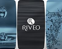 Riveo - image de marque / emballage produits plomberie