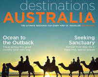 Destinations Australia 2012 magazine