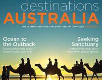 Destinations Australia 2012 magazine