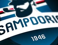 Branding - UC Sampdoria