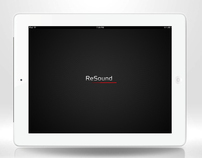 ReSound iPad Counseling Tool