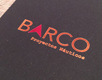 BARCO. Logo, naming and brand identity