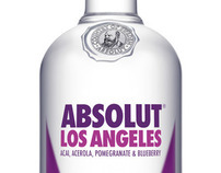 Absolut Los Angeles Packaging