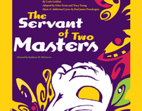 The Servant of two Masters Poster