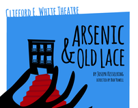 Arsenic & Old Lace Poster Design