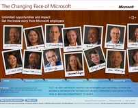The Changing Face of Microsoft