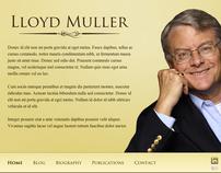 Lloyd Muller