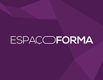 Espaço e Forma Branding