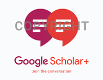 Google Scholar+ / Theory Based Design / UX