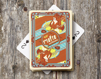 Ruta Urbana Deck of Cards