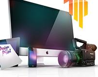 Trustco Media Branding Material