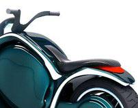 Coach moped