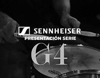 Presentación G4 | SENNHEISER