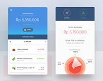 Portavio - Expense Income Tracker App (WIP)