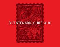 Estampilla bicentenario