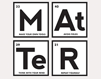 Matter Logo and Identity