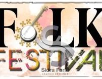 folk festival campaign