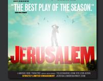 Jerusalem - Posters