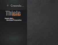 Nuevo WebSite ThieleDiseño