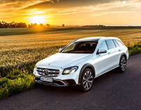 Mercedes-Benz E220d All Terrain