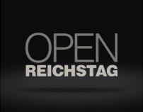 Open Reichstag