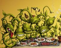 DIO-NAEA MUSCIPULA (Last Dinner)
