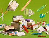 Love books love stationery