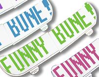 Leather & Color: Funny Bone